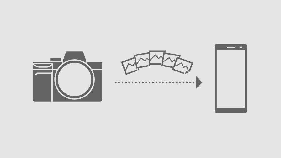 Imaging Edge 移动应用程序| 索尼Sony 官方网站